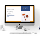 Our legal salary guide is officially out!